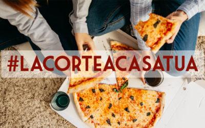 Menu Delivery #lacorteacasatua